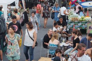 W DISTRICT x Bangkok Farmers' Market (3-4 Sep 2016)