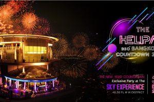 THE HELIPAD 360 BANGKOK COUNTDOWN 2020